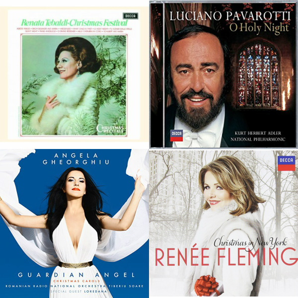 10 albums to listen to during the holidays christmas from the worlds best opera singers