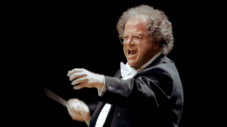 Met Opera sacks legendary conductor Levine after abuse probe