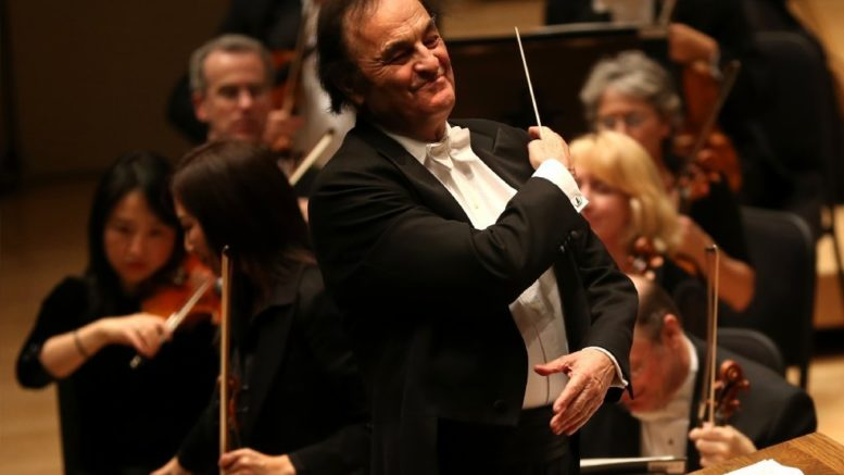 Renowned orchestra conductor Charles Dutoit accused of sexual assault